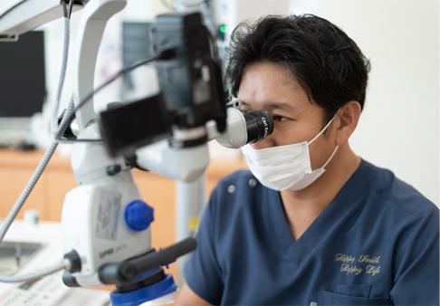 ほんまる歯科医院長・東高士